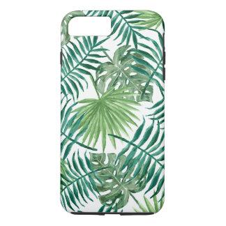 beautiful pattern fashion style rich looks  green iPhone 8 plus/7 plus case