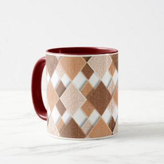 beautiful pattern fashion style rich looks mug