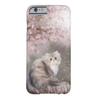 Beautiful persian kitty cat barely there iPhone 6 case
