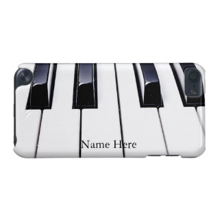 Beautiful Piano Keys iPod Touch 5g Case