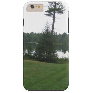 "Beautiful picture of ""Juncob Lake"" at ""Pine Crest"" Tough iPhone 6 Plus Case"