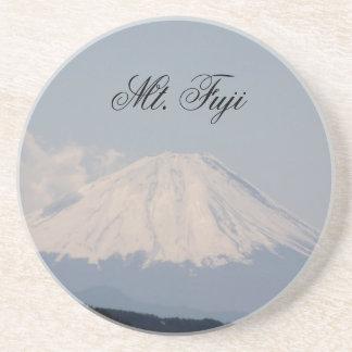 Beautiful Picture of Mt. Fuji in Japan Beverage Coaster