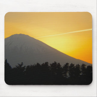 Beautiful Picture of Mt Fuji in Japan Mousepad