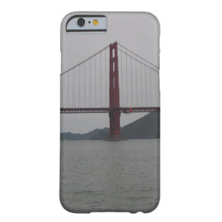 Beautiful Picture of the Golden Gate Bridge Barely There iPhone 6 Case