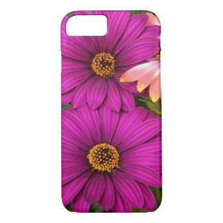 Beautiful Pink Daisies iPhone 8/7 Case