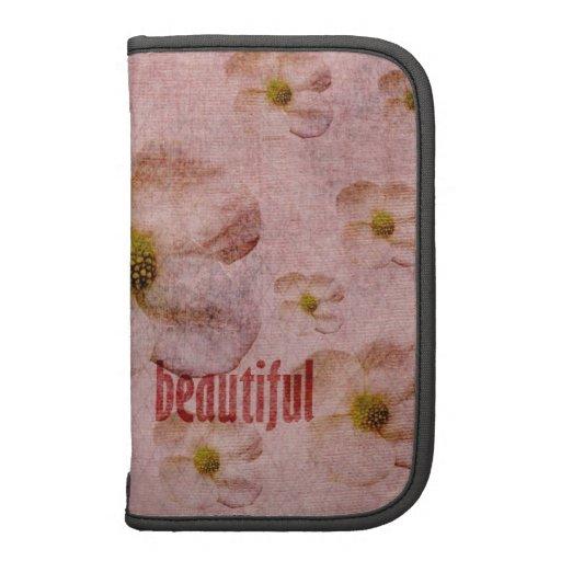 Beautiful Pink Dogwood Flowers Planners