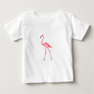 Beautiful Pink Flamingo Baby T-Shirt