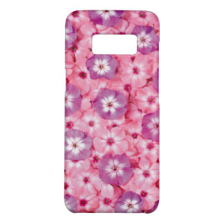 beautiful pink flowers nature love Case-Mate samsung galaxy s8 case
