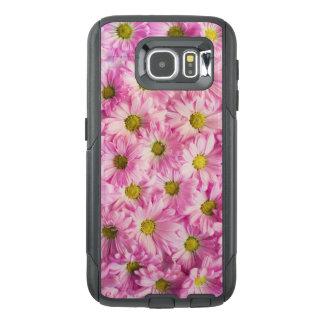 Beautiful Pink Flowers OtterBox Samsung Galaxy S6 Case