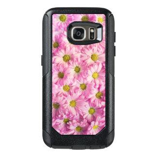 Beautiful Pink Flowers OtterBox Samsung Galaxy S7 Case