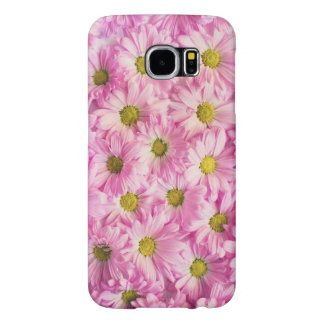 Beautiful Pink Flowers Samsung Galaxy S6 Cases