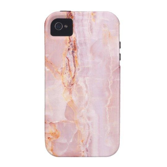 beautiful,pink,marble,girly,nature,stone,elegant, Case-Mate iPhone 4 case