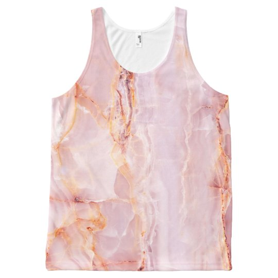beautiful,pink,marble,girly,nature,stone,elegant,g All-Over print singlet