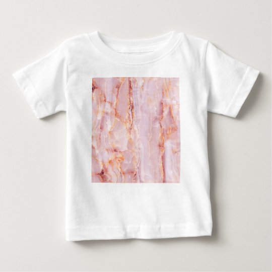 beautiful,pink,marble,girly,nature,stone,elegant,g baby T-Shirt