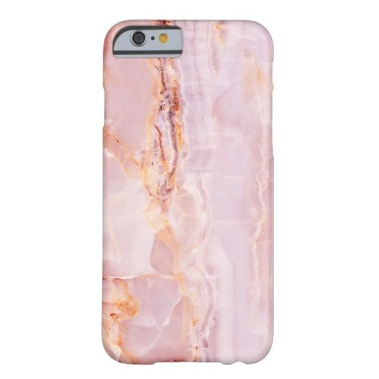 beautiful,pink,marble,girly,nature,stone,elegant,g barely there iPhone 6 case