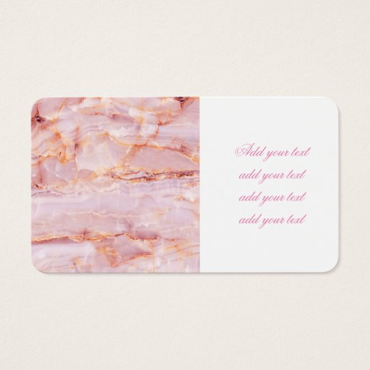 beautiful,pink,marble,girly,nature,stone,elegant,g business card