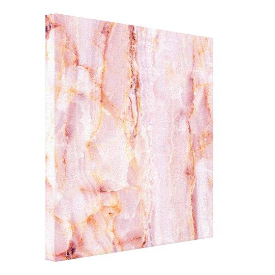 beautiful,pink,marble,girly,nature,stone,elegant,g canvas print