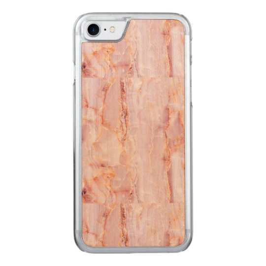 beautiful,pink,marble,girly,nature,stone,elegant,g carved iPhone 8/7 case