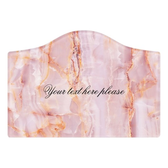 beautiful,pink,marble,girly,nature,stone,elegant,g door sign