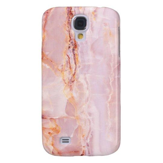 beautiful,pink,marble,girly,nature,stone,elegant,g galaxy s4 case