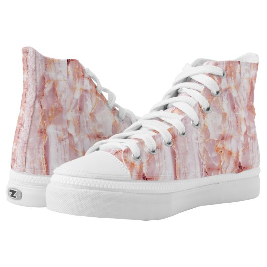 beautiful,pink,marble,girly,nature,stone,elegant,g high tops