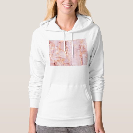 beautiful,pink,marble,girly,nature,stone,elegant,g hoodie