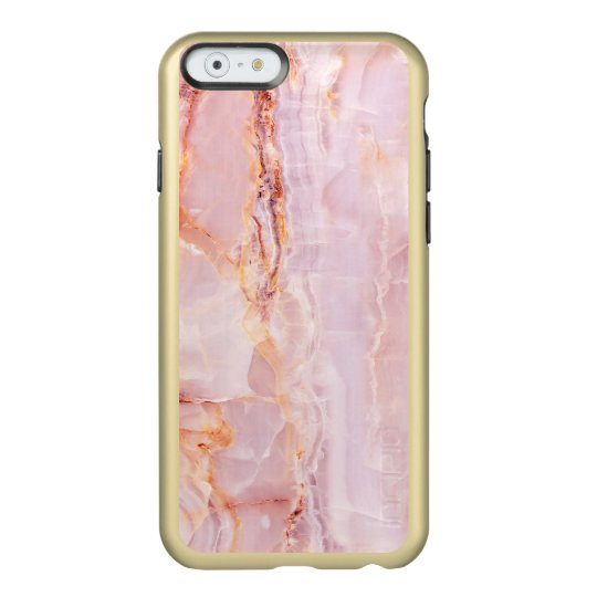 beautiful,pink,marble,girly,nature,stone,elegant,g incipio feather® shine iPhone 6 case