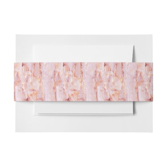 beautiful,pink,marble,girly,nature,stone,elegant,g invitation belly band