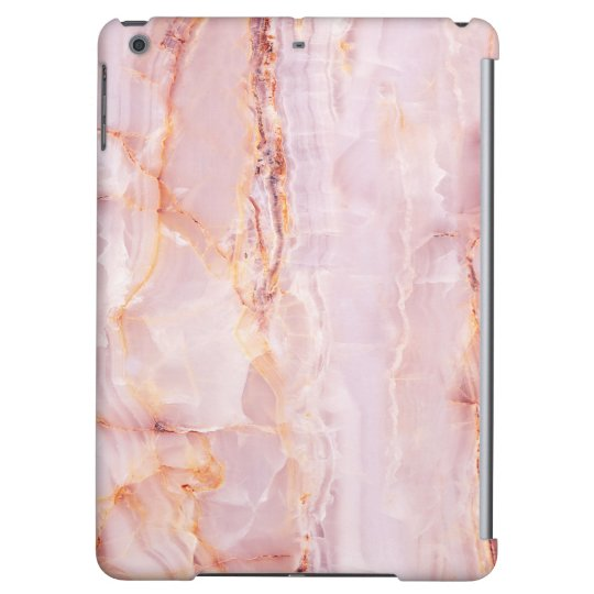 beautiful,pink,marble,girly,nature,stone,elegant,g iPad air case