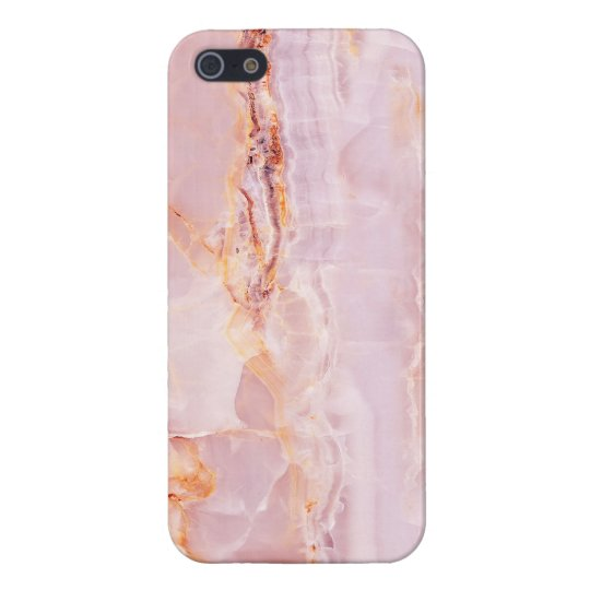beautiful,pink,marble,girly,nature,stone,elegant,g iPhone 5/5S cover