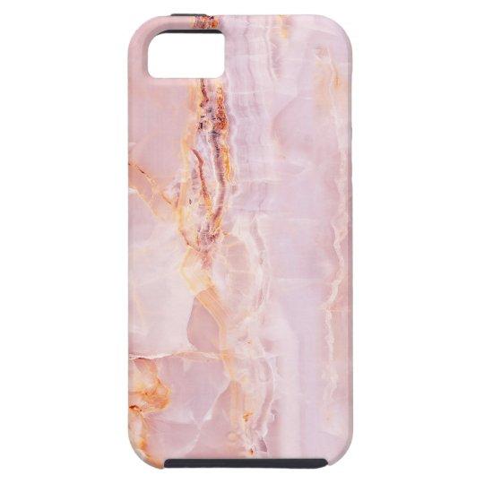 beautiful,pink,marble,girly,nature,stone,elegant,g iPhone 5 case