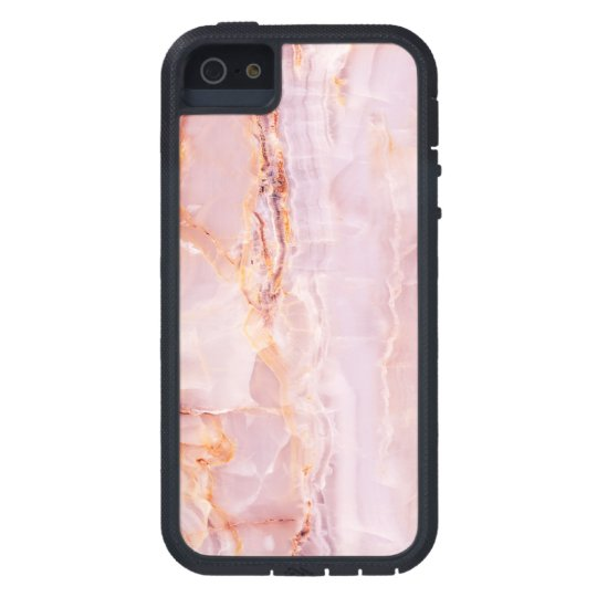 beautiful,pink,marble,girly,nature,stone,elegant,g iPhone 5 case