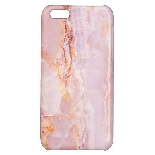 beautiful,pink,marble,girly,nature,stone,elegant,g iPhone 5C cover