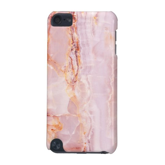 beautiful,pink,marble,girly,nature,stone,elegant,g iPod touch 5G case