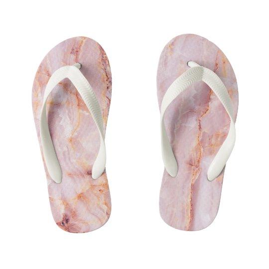 beautiful,pink,marble,girly,nature,stone,elegant,g kid's thongs