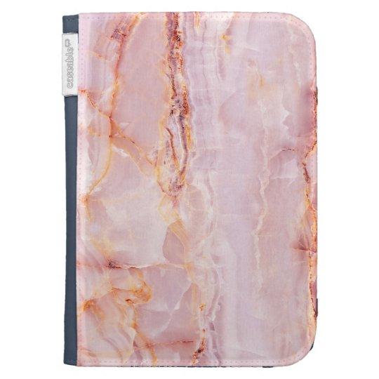 beautiful,pink,marble,girly,nature,stone,elegant,g kindle keyboard case