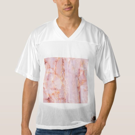 beautiful,pink,marble,girly,nature,stone,elegant,g men's football jersey