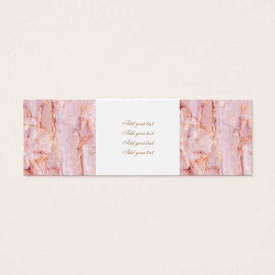 beautiful,pink,marble,girly,nature,stone,elegant,g mini business card