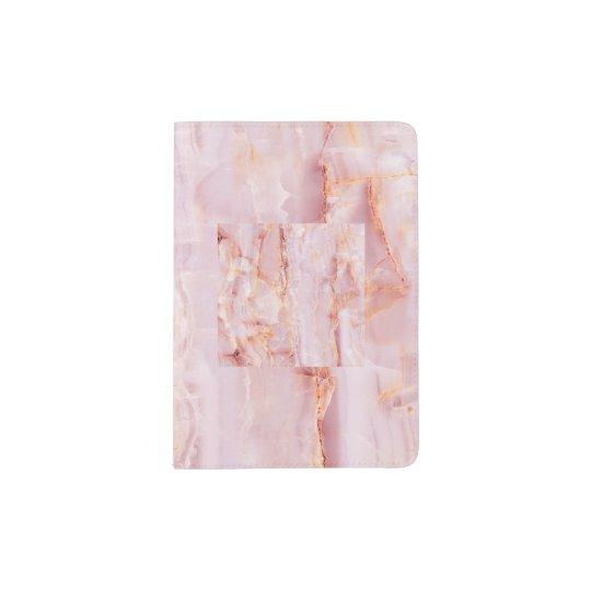 beautiful,pink,marble,girly,nature,stone,elegant,g passport holder