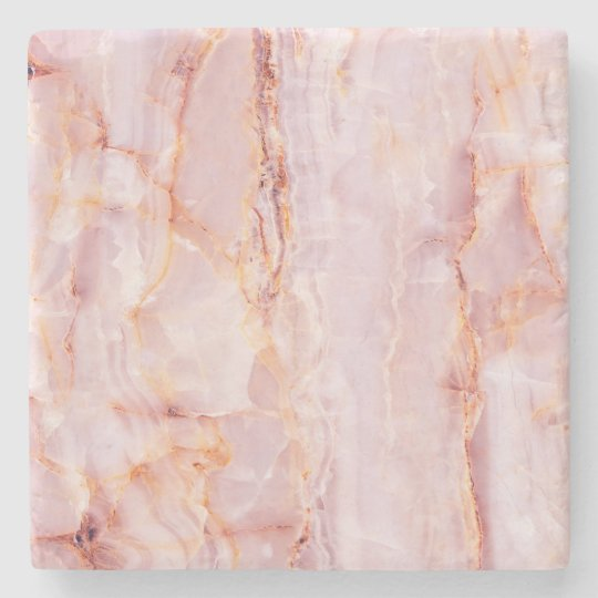 beautiful,pink,marble,girly,nature,stone,elegant,g stone coaster