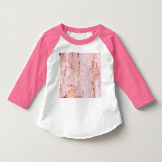 beautiful,pink,marble,girly,nature,stone,elegant,g T-Shirt