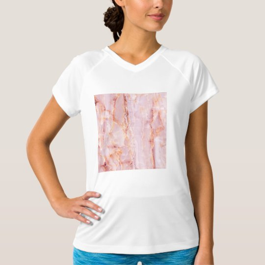 beautiful,pink,marble,girly,nature,stone,elegant,g T-Shirt