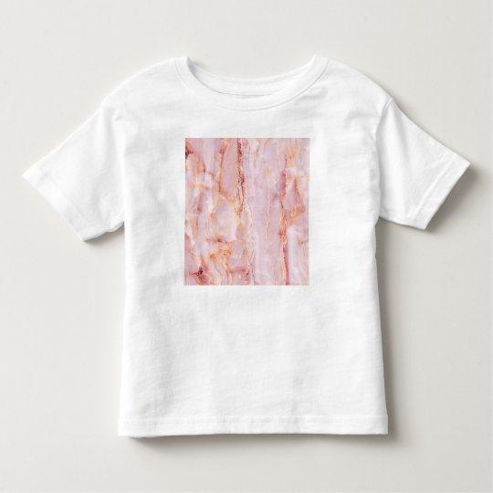 beautiful,pink,marble,girly,nature,stone,elegant,g toddler T-Shirt