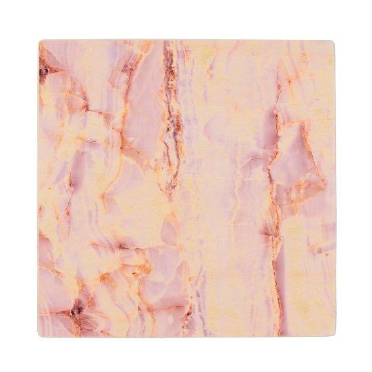 beautiful,pink,marble,girly,nature,stone,elegant,g wood coaster