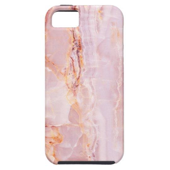 beautiful,pink,marble,girly,nature,stone,elegant, iPhone 5 case