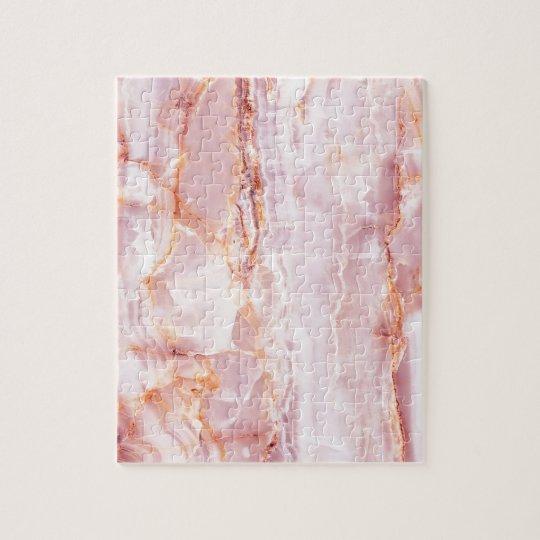 beautiful,pink,marble,girly,nature,stone,elegant, jigsaw puzzle