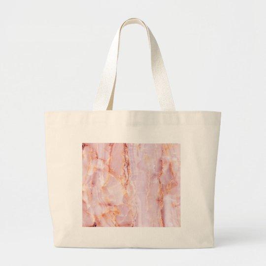 beautiful,pink,marble,girly,nature,stone,elegant, large tote bag