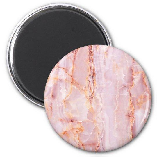 beautiful,pink,marble,girly,nature,stone,elegant, magnet