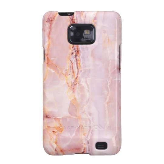 beautiful,pink,marble,girly,nature,stone,elegant, samsung galaxy s2 cover