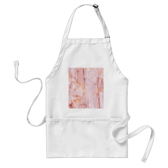 beautiful,pink,marble,girly,nature,stone,elegant, standard apron